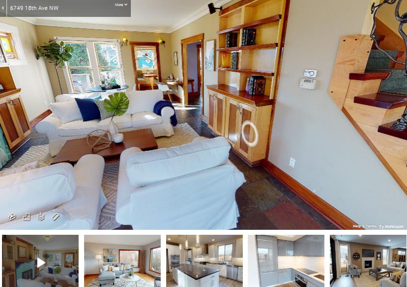 3D Matterport Tours HD Estates